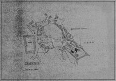 plán Kornatic, část Ves, 1941